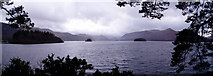 NY2622 : Derwentwater, Cumbria by Graham Hogg