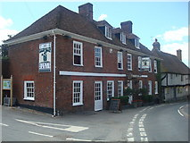 TQ8455 : The Dirty Habit public house, Hollingbourne by Stacey Harris