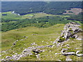 NN2734 : North-west aspect of Beinn Udlaidh by ian shiell