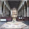 TF6120 : St Nicholas' Chapel in Kings Lynn - view east by Evelyn Simak