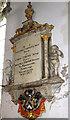 TF6120 : St Nicholas' Chapel in Kings Lynn - C10 monument by Evelyn Simak