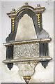 TF6120 : St Nicholas' Chapel in Kings Lynn - C18 monument by Evelyn Simak