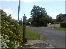 N9561 : Water pump, Co Meath by C O'Flanagan