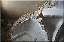 TM4599 : 13th Century Brick Vaulting by Ashley Dace