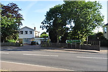 TM4599 : Site of a Level crossing by Ashley Dace