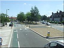 TQ2567 : Green Lane, St Helier by Malc McDonald