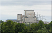 ST2146 : Hinkley Point B Power Station by Rick Crowley