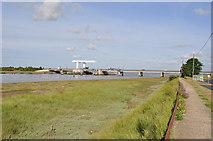 TG5108 : Breydon Bridge by Ashley Dace