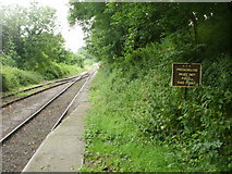 ST6442 : Eastern edge of Mendip Vale station by Jaggery