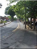 SO9596 : Mountford Lane View by Gordon Griffiths