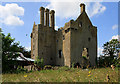 N2925 : Castles of Leinster: Ballycowan, Offaly by Mike Searle