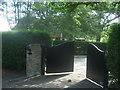 TQ4640 : Entrance to Chantrils by David Anstiss