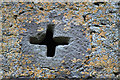 N3225 : Castles of Leinster: Srah, Offaly (detail) by Mike Searle