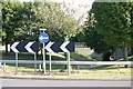 SK2203 : A View of one of the B5000 Traffic Islands (22) by Chris' Buet