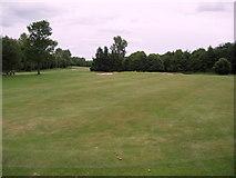 NZ2811 : A Corner of Stressholme Golf Course by Chris Heaton