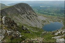 SH7013 : Cyfrwy and Llyn y Gadair by Philip Halling
