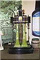SU6252 : Steam engine, Milestones, Basingstoke by Chris Allen