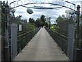 NZ3110 : Low Hail Bridge by Chris Heaton