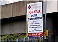 J3474 : Former petrol station, Belfast (2) by Albert Bridge