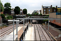 TQ3084 : Caledonian Road & Barnsbury Station by Dr Neil Clifton