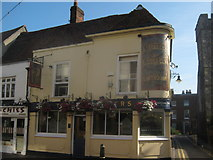 TR1458 : The Cricketers Public House, Canterbury by David Anstiss