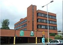 SJ9223 : Borough Offices by Simon Huguet