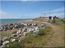 TR1332 : Western End of Hythe Ranges by Oast House Archive