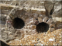 TR1332 : Chimneys, Martello Tower 19 by Oast House Archive