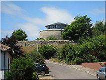 TR1935 : Martello Tower number 8, Folkestone by Oast House Archive