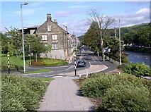 NT5015 : Mansfield Road Hawick by Billy McCrorie