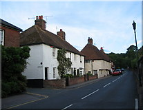 TR1859 : High Street, Fordwich by E Gammie