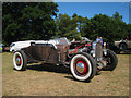 TQ9141 : Street Rod Ford at Darling Buds Classic Car Show by Oast House Archive