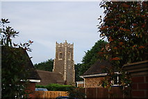 TG2005 : Tower, St Andrew's Church, Eaton by N Chadwick