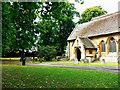 SO9422 : St Mary's Church southern aspect, Cheltenham by Brian Robert Marshall