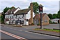 SO6794 : The Acton Arms, Haughton Lane by P L Chadwick