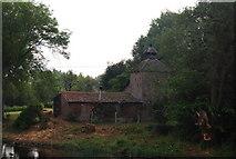 TG2105 : Dovecote, Keswick Mill by N Chadwick