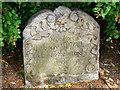 SO9422 : 17th century grave, St Mary's Church, Cheltenham by Brian Robert Marshall