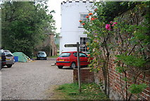TG2105 : Footpath, Keswick Mill by N Chadwick
