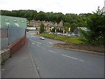SE1323 : Junction of Brookfoot Lane and Elland Road by Alexander P Kapp