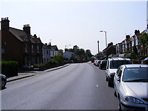 TM1745 : A1071 Woodbridge Road, Ipswich by Adrian Cable