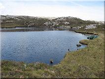 NG0889 : Upper Loch Malcolm by David Purchase