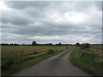 SE7618 : Roadway to former Reedness Junction Station by Jonathan Thacker