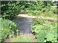 NY7611 : Ford on the River Eden near Beckfoot by David Brown