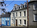 W1831 : Castletownshend, Main Street by Christopher Hilton