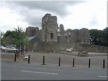 G8839 : Manorhamilton Castle by John M