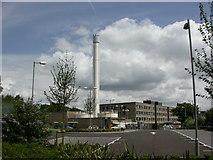 SU4212 : Southampton, hospital by Mike Faherty