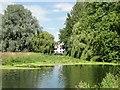 TM3691 : Ellingham Mill, Norfolk by Adrian S Pye