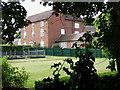 SJ7600 : Badger Farmhouse by Richard Law