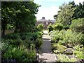 NZ3365 : Jarrow Hall from Herb Garden, Bede's World by Andrew Curtis