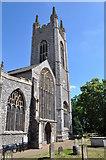 TM3389 : St Mary's Church Bungay by Ashley Dace